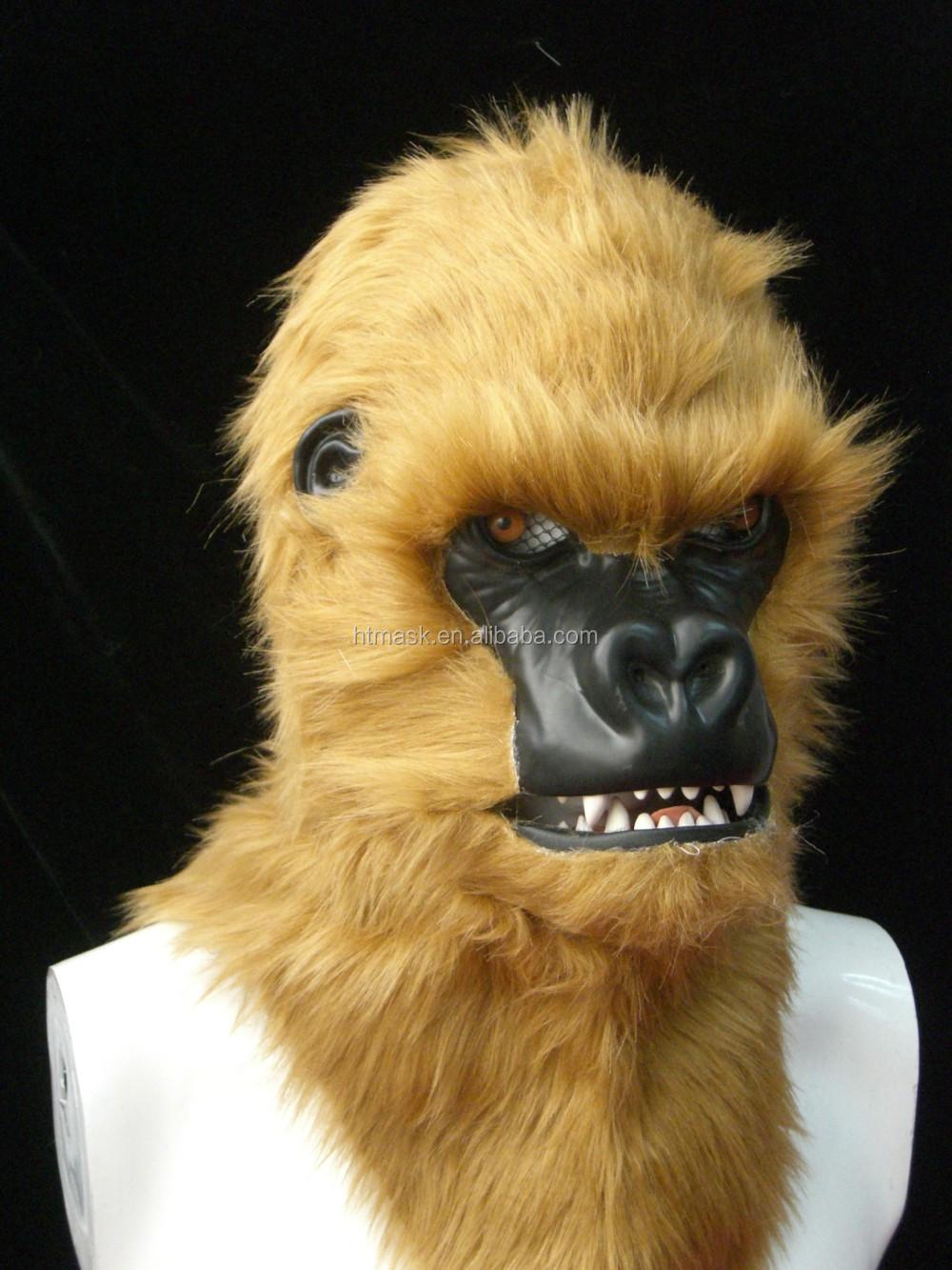 Wholesale Party latex cap Mask Halloween Mask Halloween Latex Animal Masks