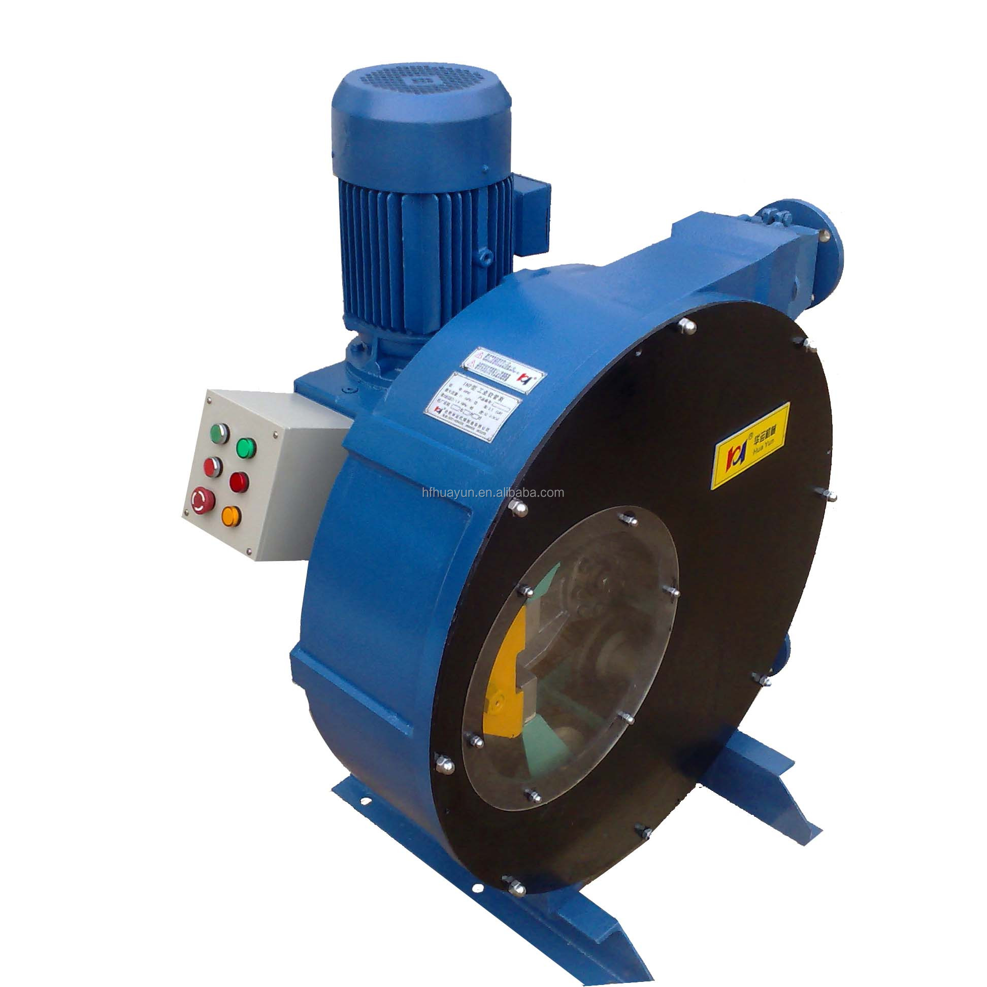 Water treatment sewage sludge slurry pump