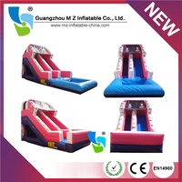 Large Amusement Park Inflatable Water Slide inflatable water slide