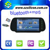 7 inch Car dvd player LCD monitor with SD USB Bluetooth