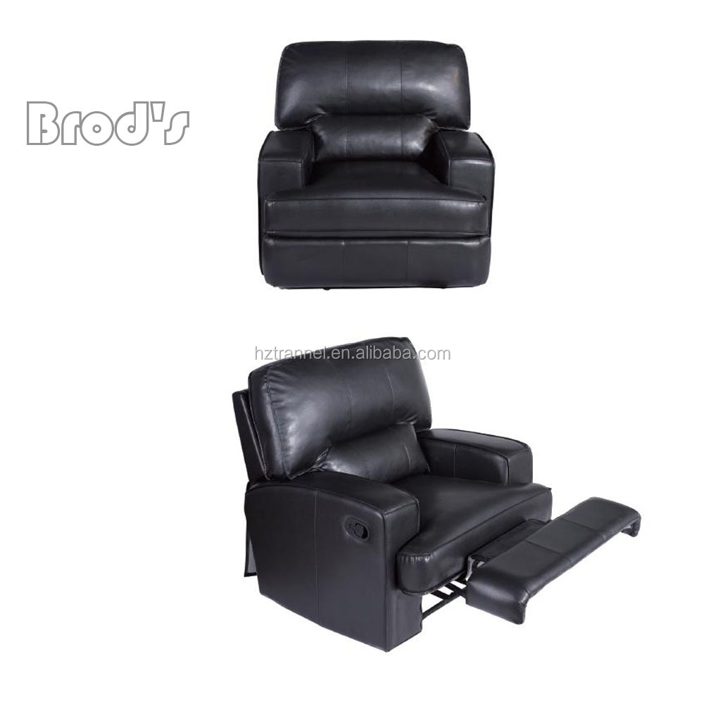 bonded leather Motion Recliner sofa living room sofa set mass production sofa