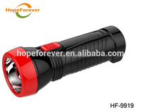 2015 popular led rechargeable flashlight/torch HF-9919