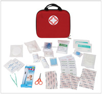 Wholesale Good Price Auto Car Survival First Aid Kit With CE&FDA