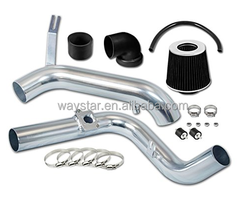 "2.5"" Cold Air Intake Racing Induction Kit + Filter for Focus 2.0L L4 00-03 BLACK cold air intake kit"
