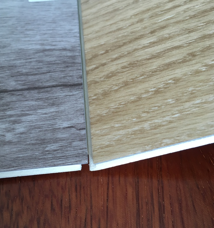 WPC flooring with waterproof and moisture resistance