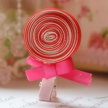 MSD new design ribbon Lollipop Hair for girl/kids