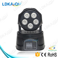 guangzhou wholesale market 5*10W 5in1 mobile head the best selling home show products