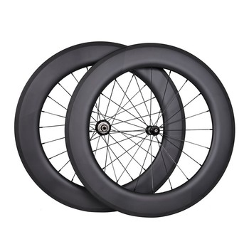 Perfect 86mm depth carbon wheelset taiwan