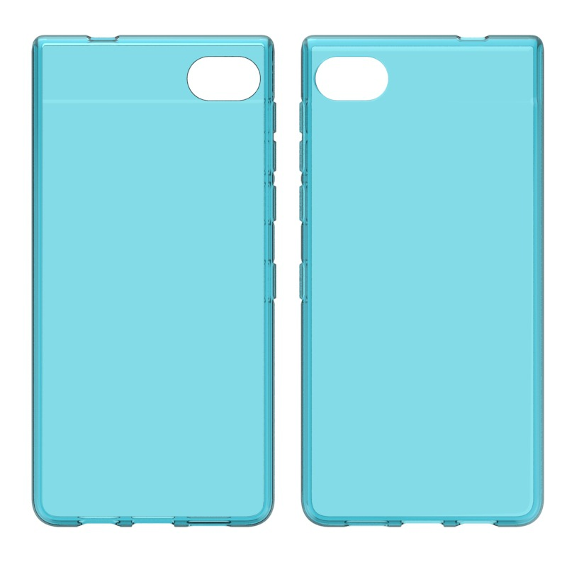 Transparent TPU Case For Blackberry Krypton Soft Silicone Phone Case