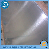Free sample astm a240 tp 316l 304 stainless steel plate price