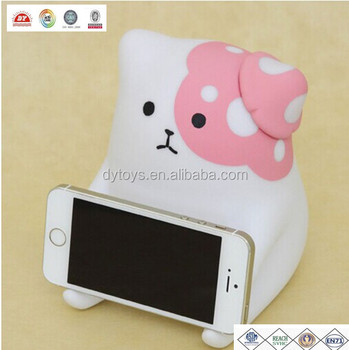 mobile phone table holder,plastic mobile phone holder