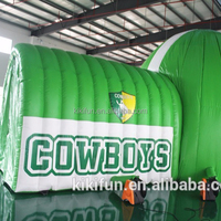 Hot sale new outdoor used inflatable tent , big tents for events cheap party tent , inflatable bubble camping tent
