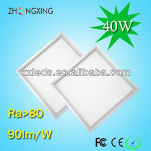 dimmable 40w led panel 600*600mm