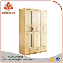 modern solid wood dressing wardrobes design