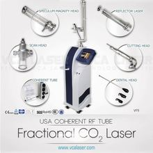 30w Fractional Co2 Laser Surgical Products fractional scanner