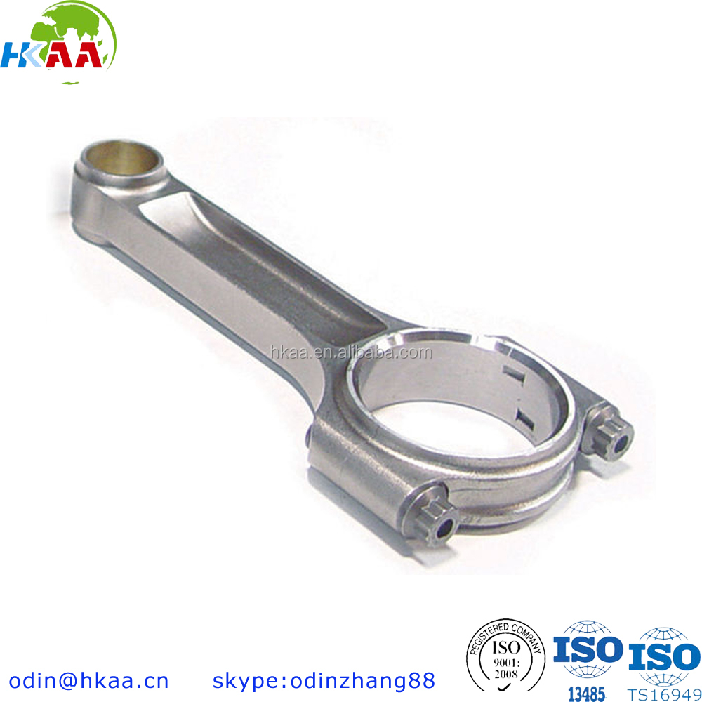Precision custom made auto engine connecting rods OEM service