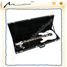 wholesale guitar cases electric bass hardcase in different color electric guitar hard case