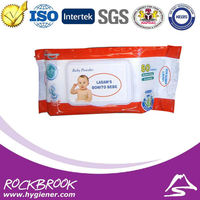 Hot Sale High Quality Competitive 100% Biodegradable Baby Wipe Manufacturer from China