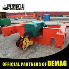 Manufacturer Direct Diesel Power Winch With Battery Power