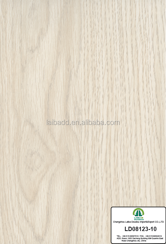 unique design wood grain decorative impregnated paper for laminating