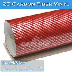 2D Carbon Fiber Cars For Interior Used Car Wrapping