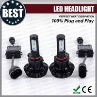 Factory price with high quality auto led lamp h4 h7 h11 9005 9006 auto led headlight