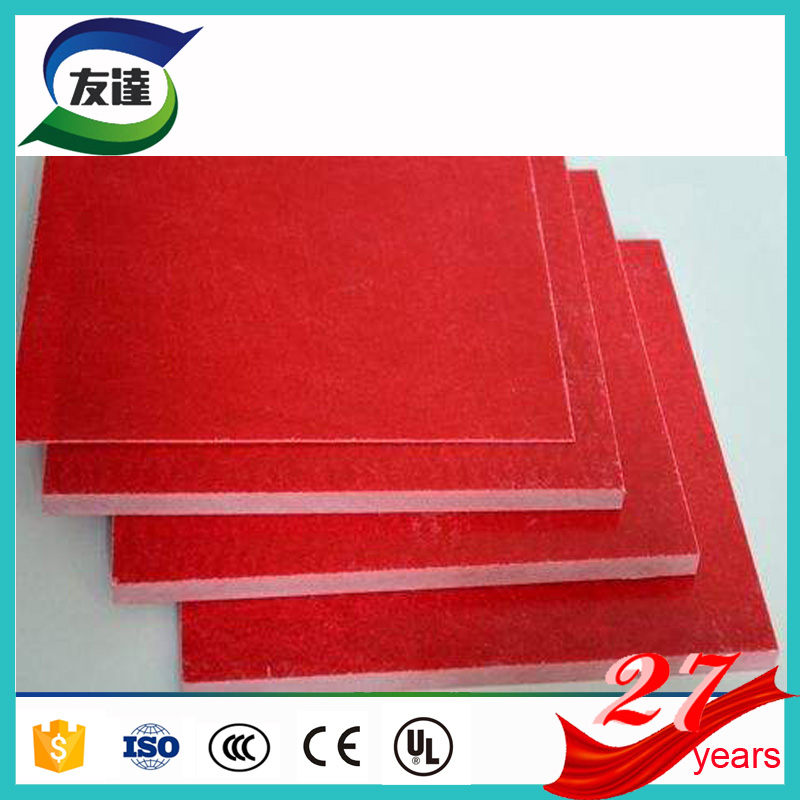 High mechanical properties Highly resistant GPO - 3 insulating laminated sheet for Movable cover