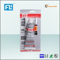 One component Acetoxy Silicone Sealant for auto engine sealing with factory price , fast cure , RTV silicone