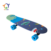 2018 remote control electrical child scooter with 4 PU wheels