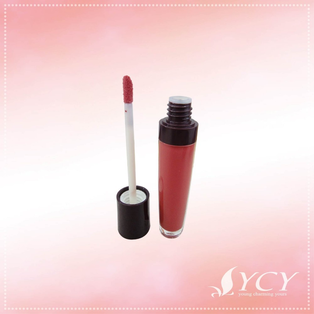 Top lady lipstick hot red lip gloss