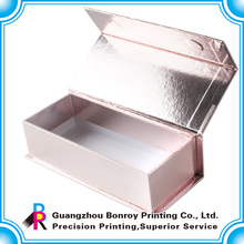 Custom Cosmetic Rigid Magnetic Close Paper Gift Box Packaging
