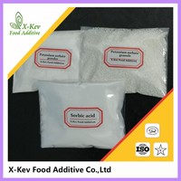 food preservatives Potassium Sorbate for cake and bread in bakery passed ISO HALAL KOSHER