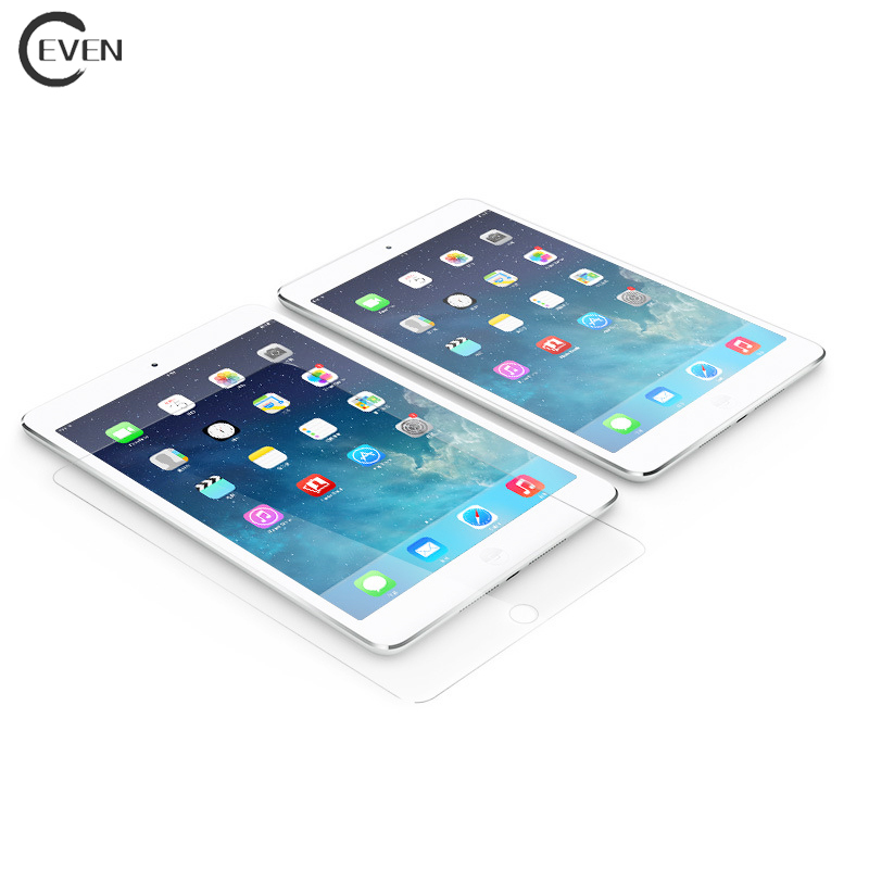 anti-shock 9h 0.33mm 2.5d tempered glass screen protector for ipad mini tempered glass