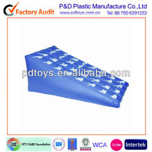 Inflatable AB Toner,inflatable body wedge,inflatable wedge backrest