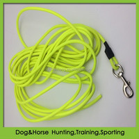 new arrival High Quality Colorful PVC coated nylon Dog Leads supplies