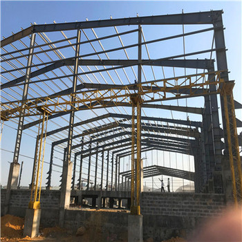 China Steel Structure Warehouse Supplier Design Drawings
