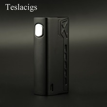 teslacigs 18650 half mech mod terminator 90w mod with High Quality and Low Price