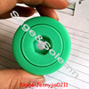 Plastic POM Wheel Roller for Poultry Overhead Transmission Spare Parts