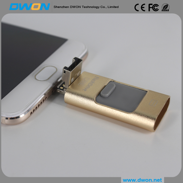 2017 trade assurance USB Flash Drive 16G 32G USB Flash Drive Computer Micro USB Flash Drive U Disk Mobile Phone and Computer