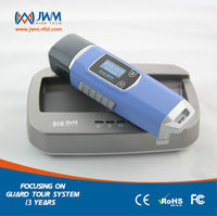 2013 new products guard collector, safety equipment with flash light and led display, time attendance system for school