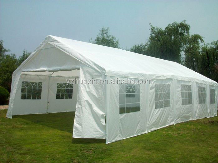 5x10m Heavy Duty PVC White Wedding Marquee Party Tent For Sale