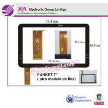 "china touch screen tablet pc with different sizes 7"" SX-Q8-FPC O TPT-070-066R3P"