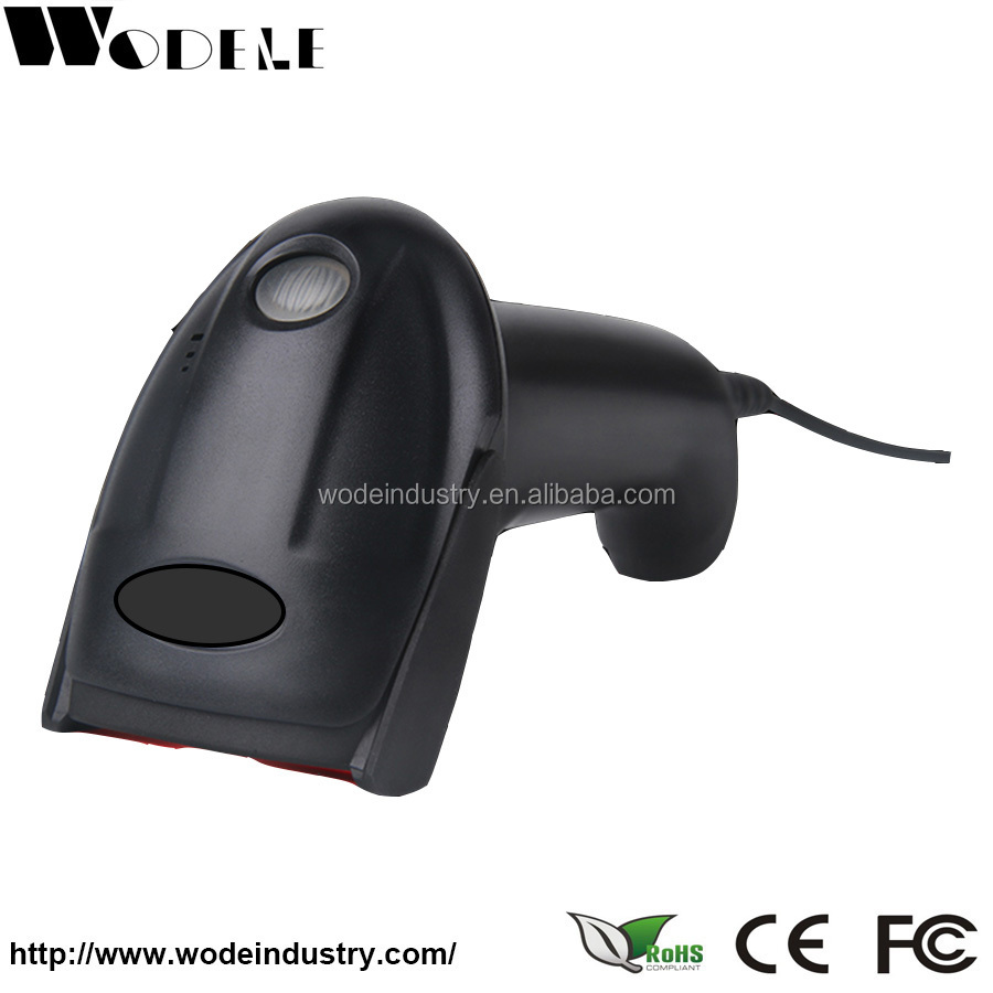 Wholesale cheapest 2d barcode scanner from WODE factory