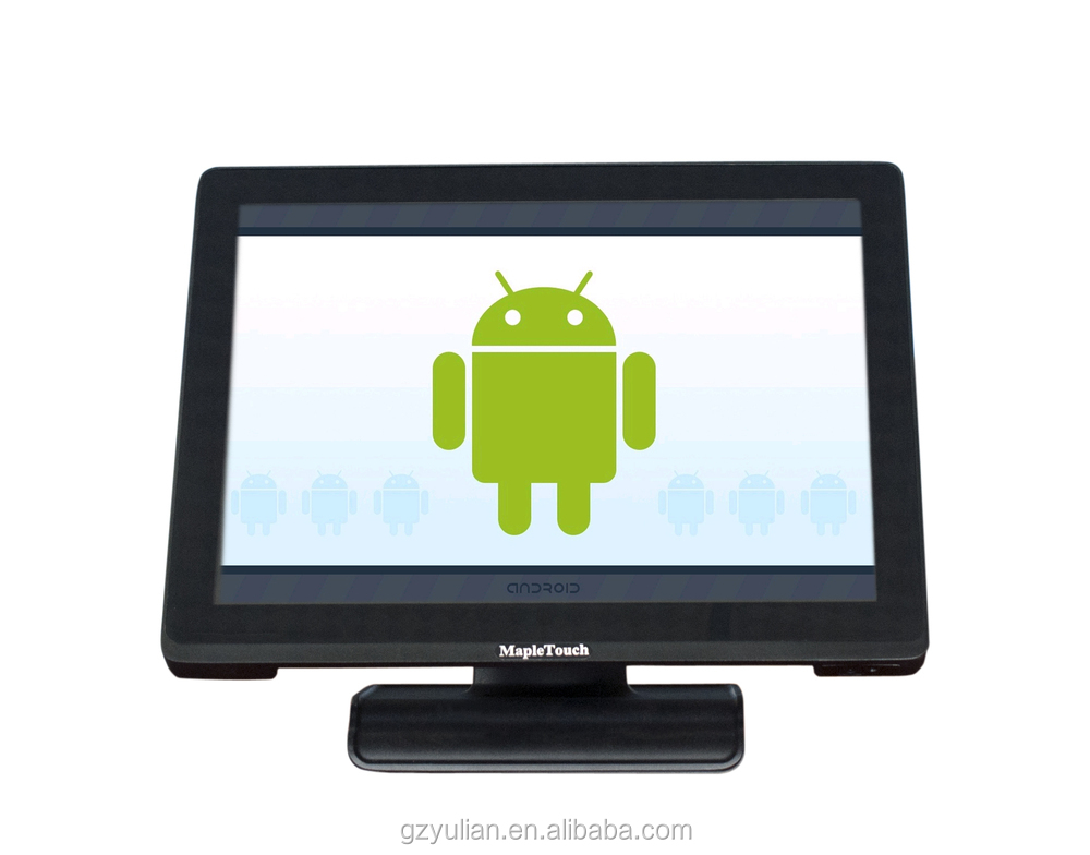 All in one Android POS Terminal with peripheral equipment