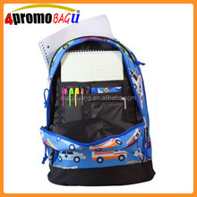 Car & Bus Kids Backpack