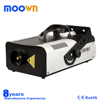 Factory low fog machine 1500w DMX 512 professional disco smoke machine