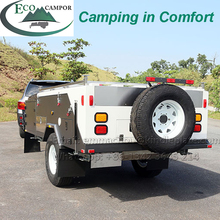 Off Road 4x4 Tent Campers Trailer