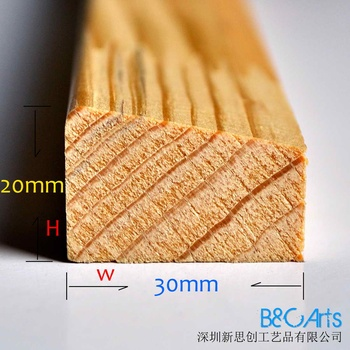 High quality canvas inner frame,Pine stretcher bar,Wholesale factory direct deals