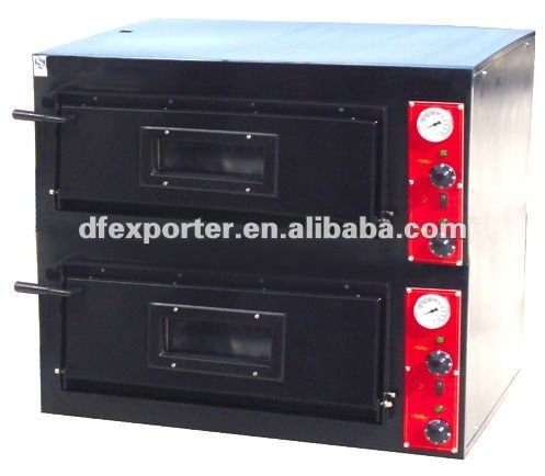 Double convection pizza oven for restaurant/pizza gas convection oven