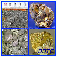 Customized Grit All Size High Purity Iron Ore Alloy and Iron Rough Pyrite For Iron Pyrite